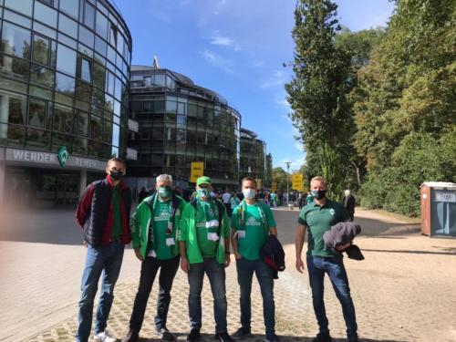 Werder - Hertha / 20.09.2020