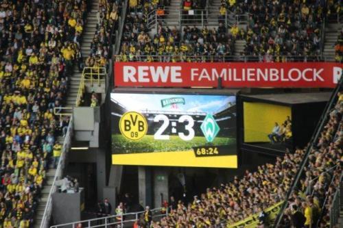 Dortmund - Werder / 20.05.2017