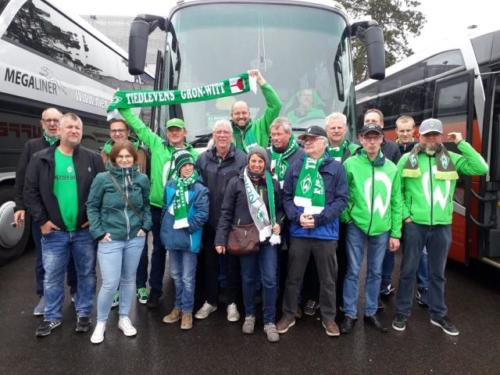 Düsseldorf - Werder / 27.04.2019