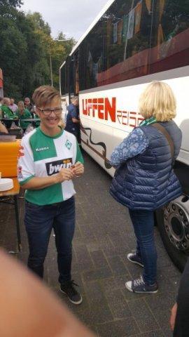 Werder - Nürnberg / 16.09.2018